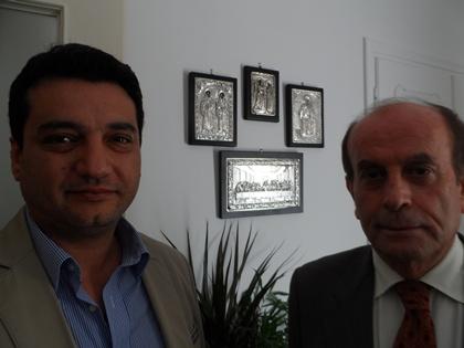 Εγκαίνια δύο νέων ιατρείων στην Χρ. Λαδά