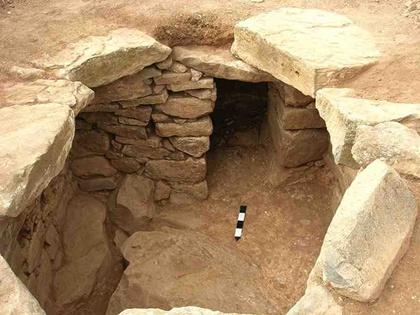 Λαζάρηδες. Ένας Μυκηναϊκός οικισμός στην ενδοχώρα της ανατολικής Αίγινας