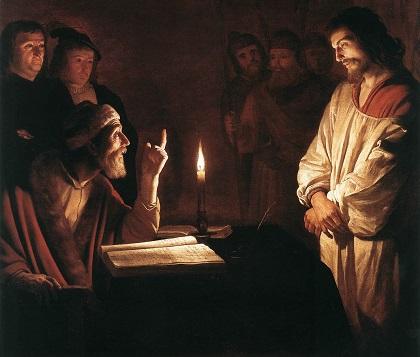 H ζωή του Χριστού μέσα από ζωγραφικούς πίνακες : Θεία Πάθη, Ανάσταση
