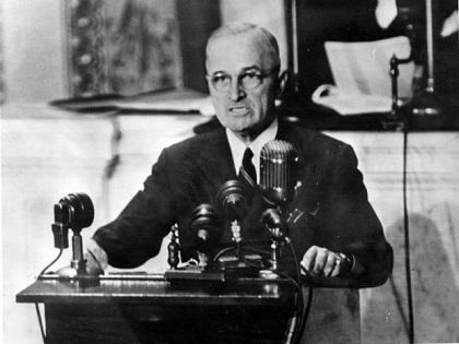 22 Μαΐου 1947 - υπογράφεται το Δόγμα Τρούμαν
