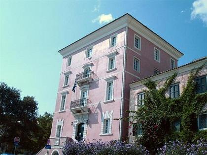 9 Μαίου 1824, ιδρύεται στην Κέρκυρα η Ιόνιος Ακαδημία