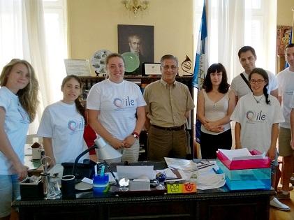 Συνεργασία του Δήμου Αίγινας στην διοργάνωση του Ευρωμεσογειακού campus
