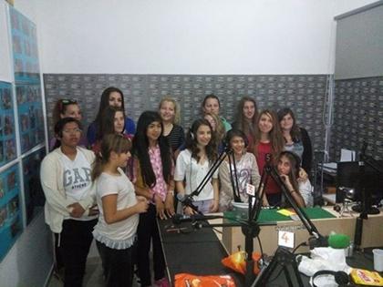 Οι παγκορασίδες του Παναιγιναϊκού «κατέλαβαν» το ραδιόφωνο