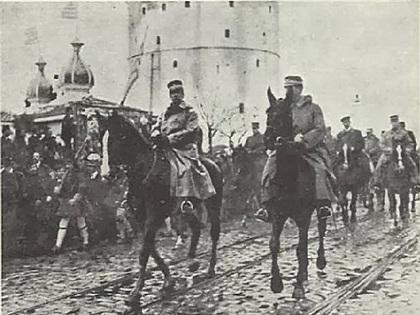 26 Οκτωβρίου 1912: Απελευθέρωση της Θεσσαλονίκης ανήμερα του προστάτη της Αγ. Δημητρίου