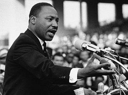 Η ιστορική ομιλία του Μάρτιν Λούθερ Κινγκ