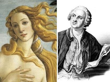 4 Ιουνίου 1769 - Ένας ...ανεκπλήρωτος έρωτας