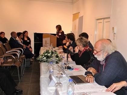 Παρουσίαση του Ελληνικού Ινστιτούτου Πολιτιστικής Διπλωματίας