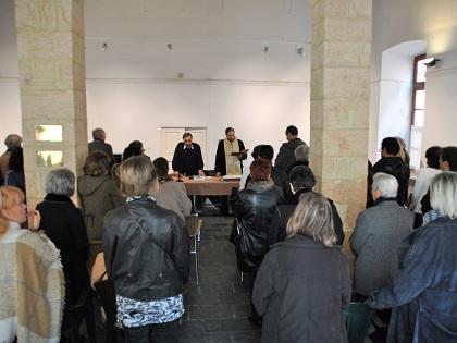 Ο Σύλλογος Φίλων Λαογραφικού Μουσείου Αίγινας έκοψε την πίτα του
