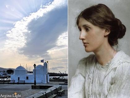 Η Αίγινα της Virginia Woolf